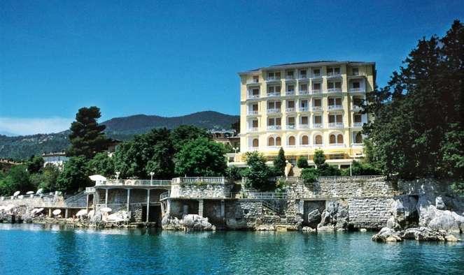 3 nap luxus Opatijában